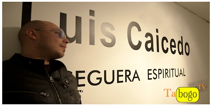 "La ""Ceguera Espiritual"" Del Artista Plastico Luis Caicedo."