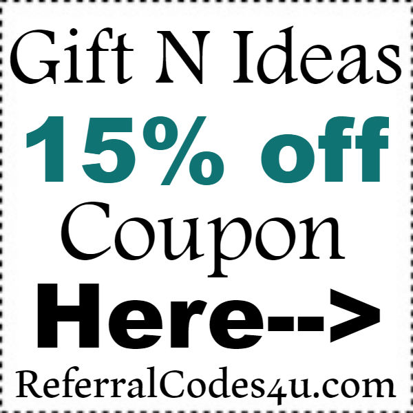 GiftsNIdeas.com Discount Codes 2021-2021, GiftsNIdeas Promotion Codes Free Shipping October, November, December