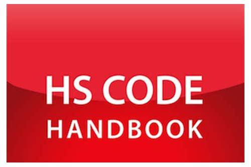 HS Codes List