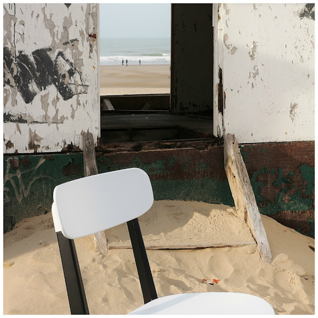 Design - Chaises - Bloom - Cream -  Chalets -Photos Atelier rue verte