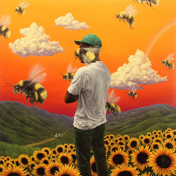 Tyler The Creator - Flower Boy Cover