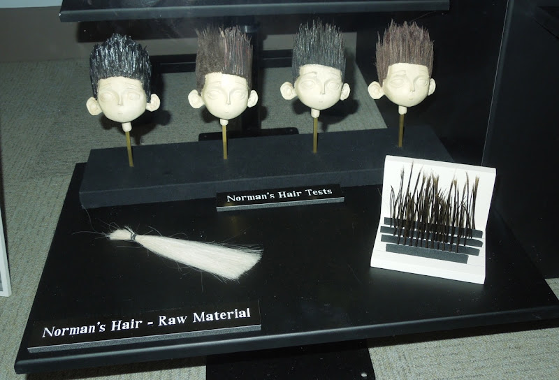 ParaNorman hair test
