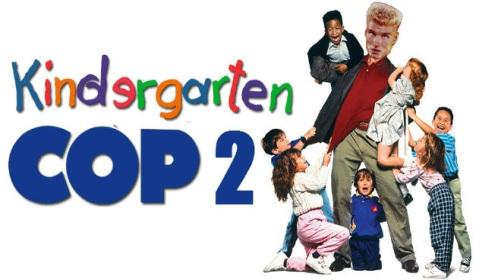 Um Tira no Jardim de Infância 2 (Kindergarten Cop 2) Torrent – WEB-DL 720p Dual Áudio (2016)