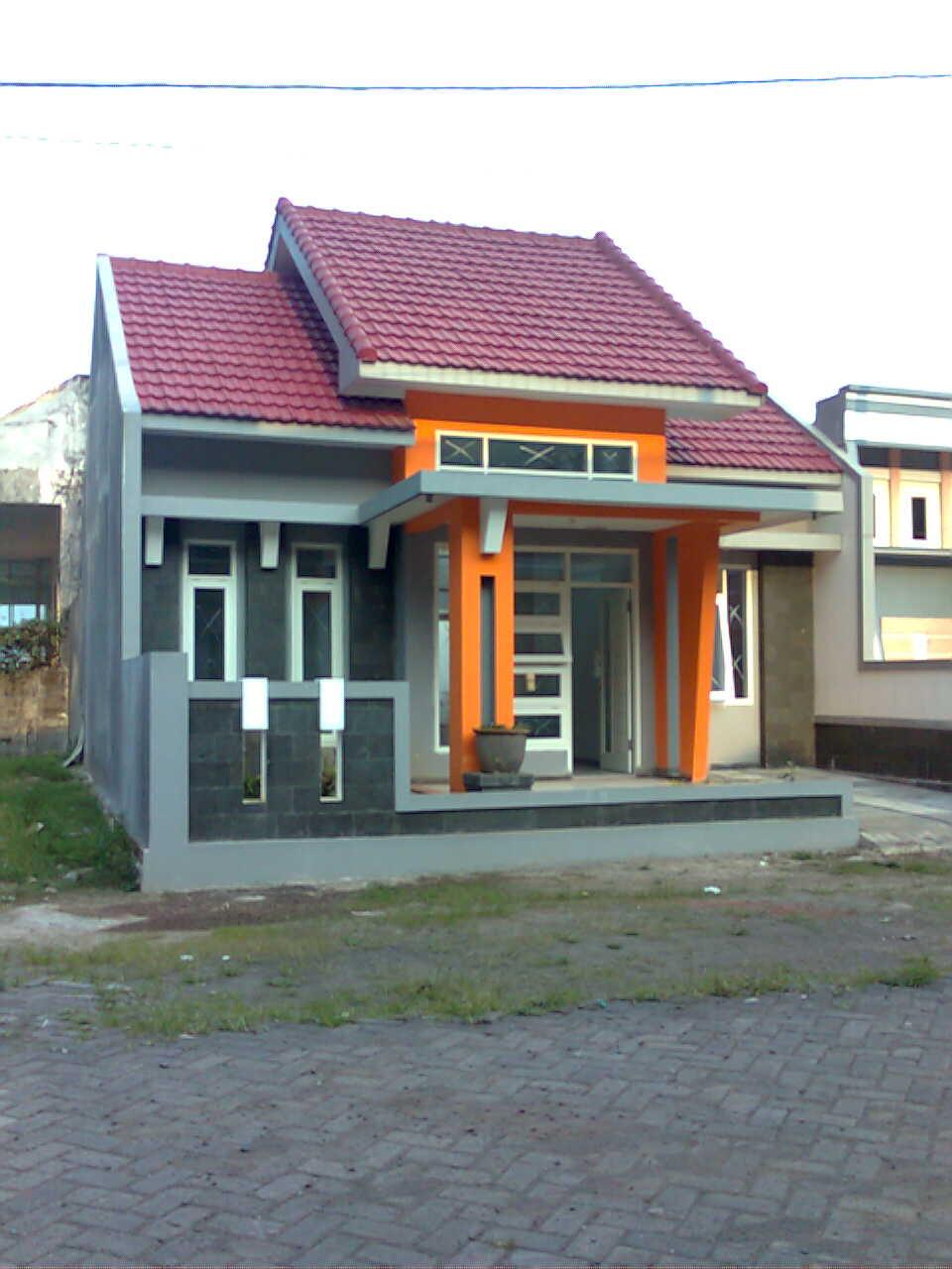Desain Rumah Minimalis Type 45 Yang Menghargai Privasi