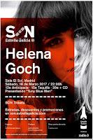 Concierto de Helena Goch en Sala el Sol