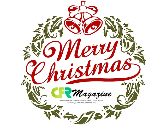 Merry Christmas To All Our Esteemed Readers!
