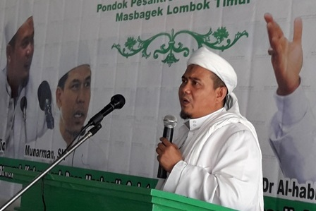 Pimpinan Ihya Ulumudin jadi Calon Iman FPI NTB