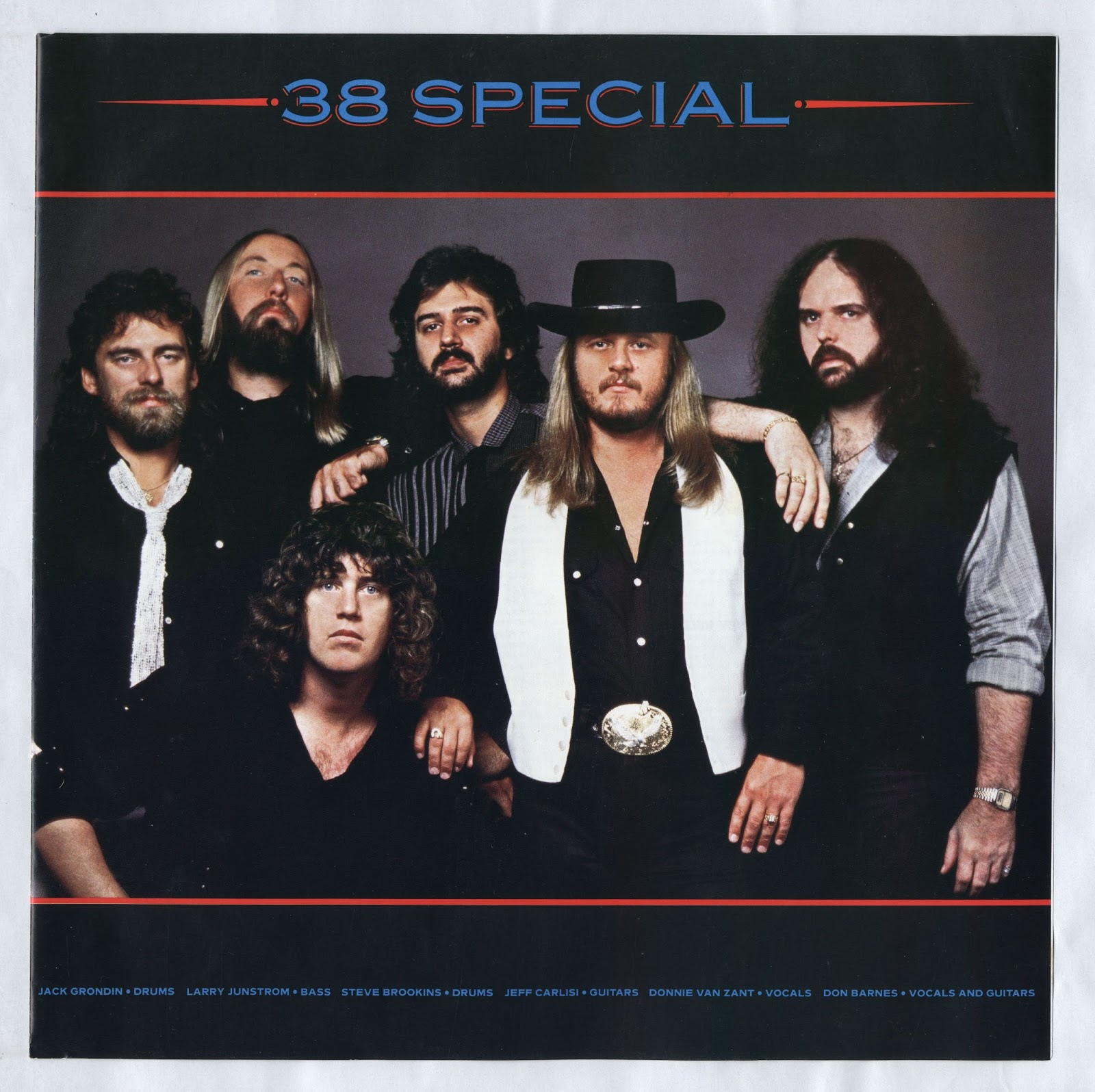 38 Special 1983 Tour De Force