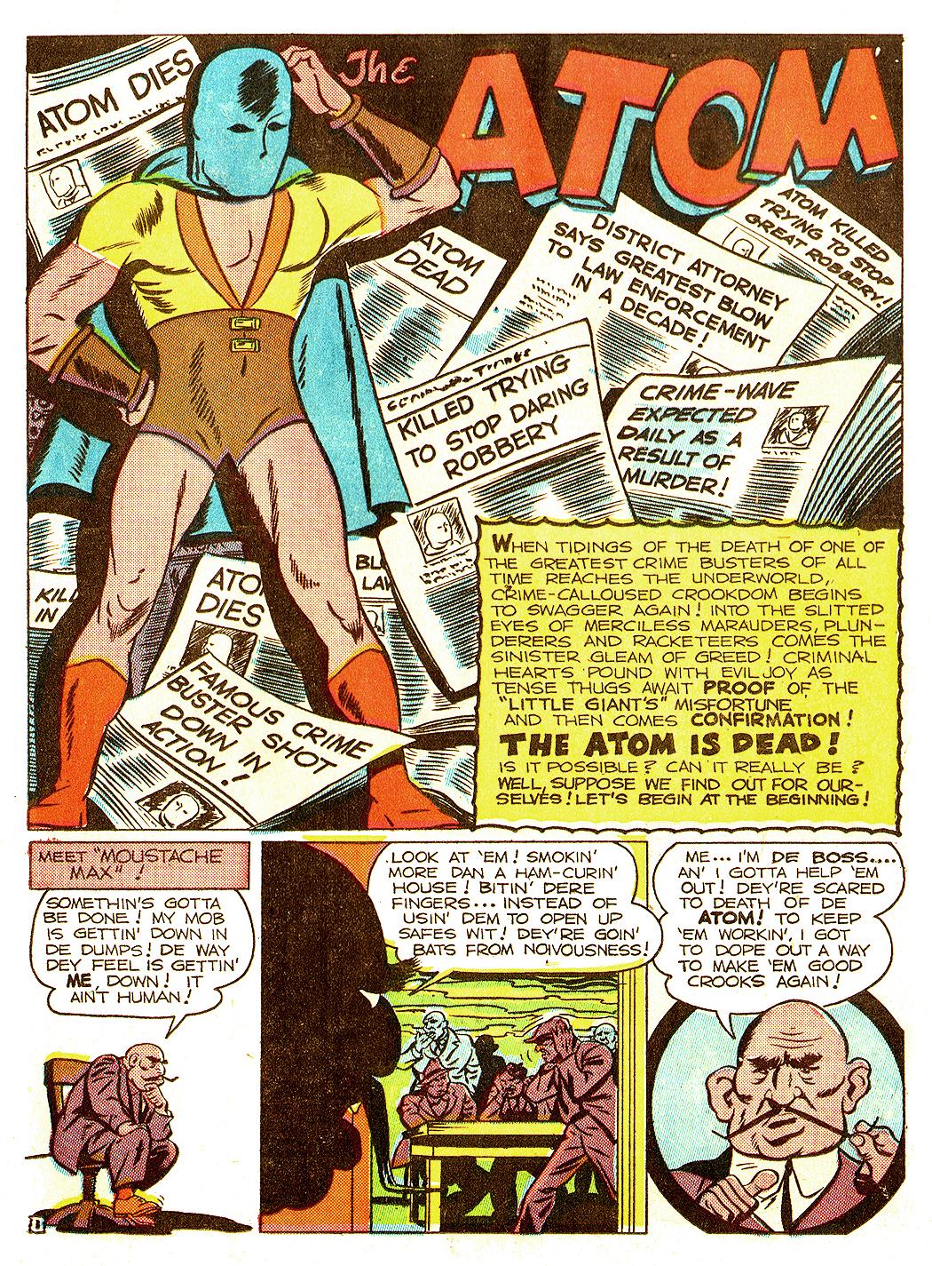 Read online All-American Comics (1939) comic -  Issue #50 - 19