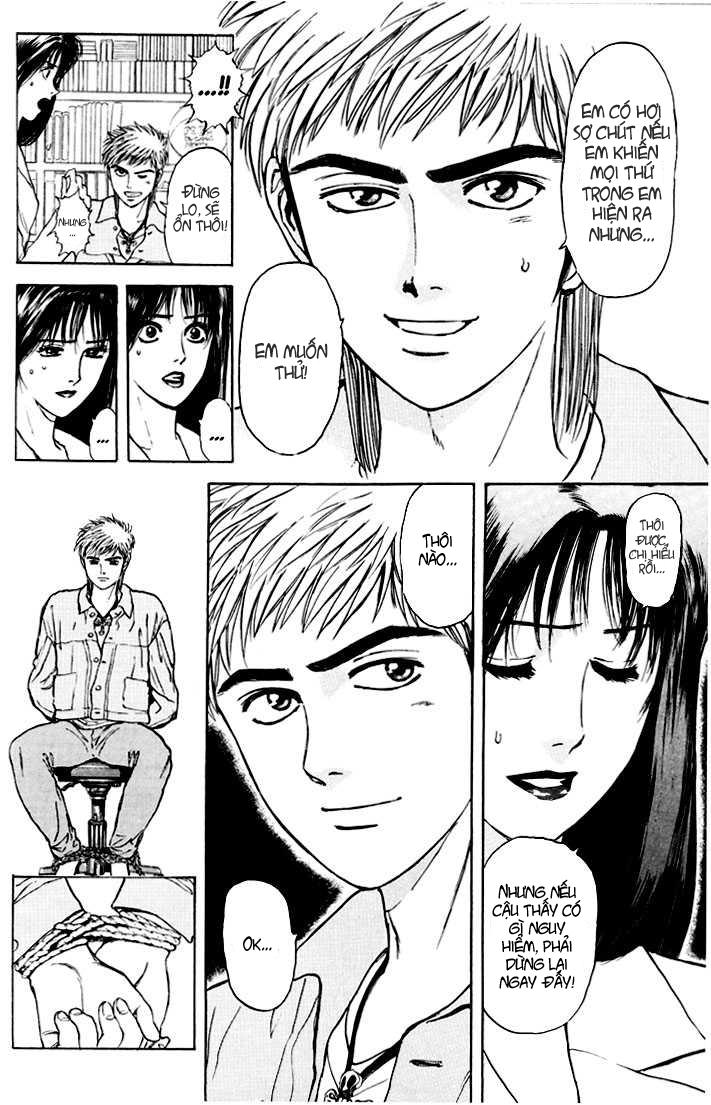 Psychometrer Eiji chapter 39 trang 17