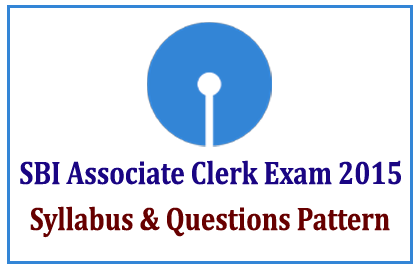 SBI Associate Clerk Exam