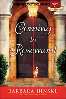 Coming to Rosemont: The First Book in the Rosemont Series - a Women's Mystery Fiction by Barbara Hinske