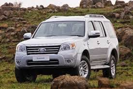 mobil ford everest, review mobil ford, mobil suv everest