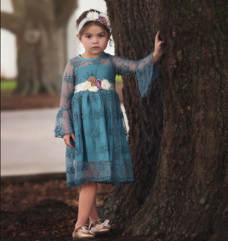 c72f38d43 Latest and Trendy Baby Girls Dresses For Special Occasions ...