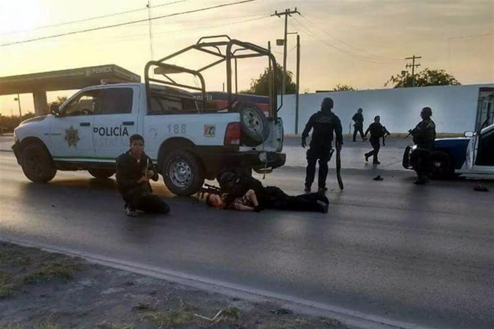 Inocentes muertos en medio de la guerra contra el narcotráfico