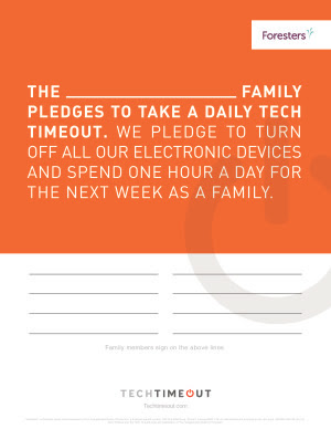 Tech Timeout | enjoytheviewblog.com #techtimeout #family