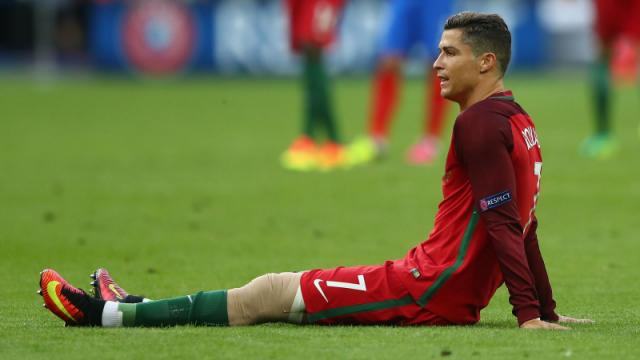Update on Cristiano Ronaldo's knee injury