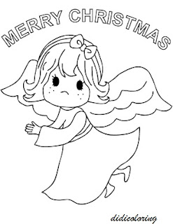 Barbie and musketeers coloring pages for Christmas fairy coloring pages