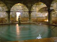 balnearios budapest, balneario Rudas, baños rudas