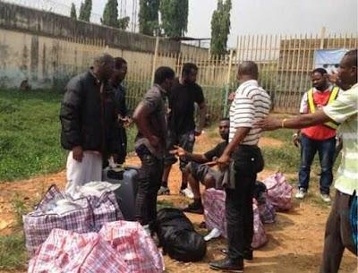 United Kingdom Deports 83 Nigerian Immigrants