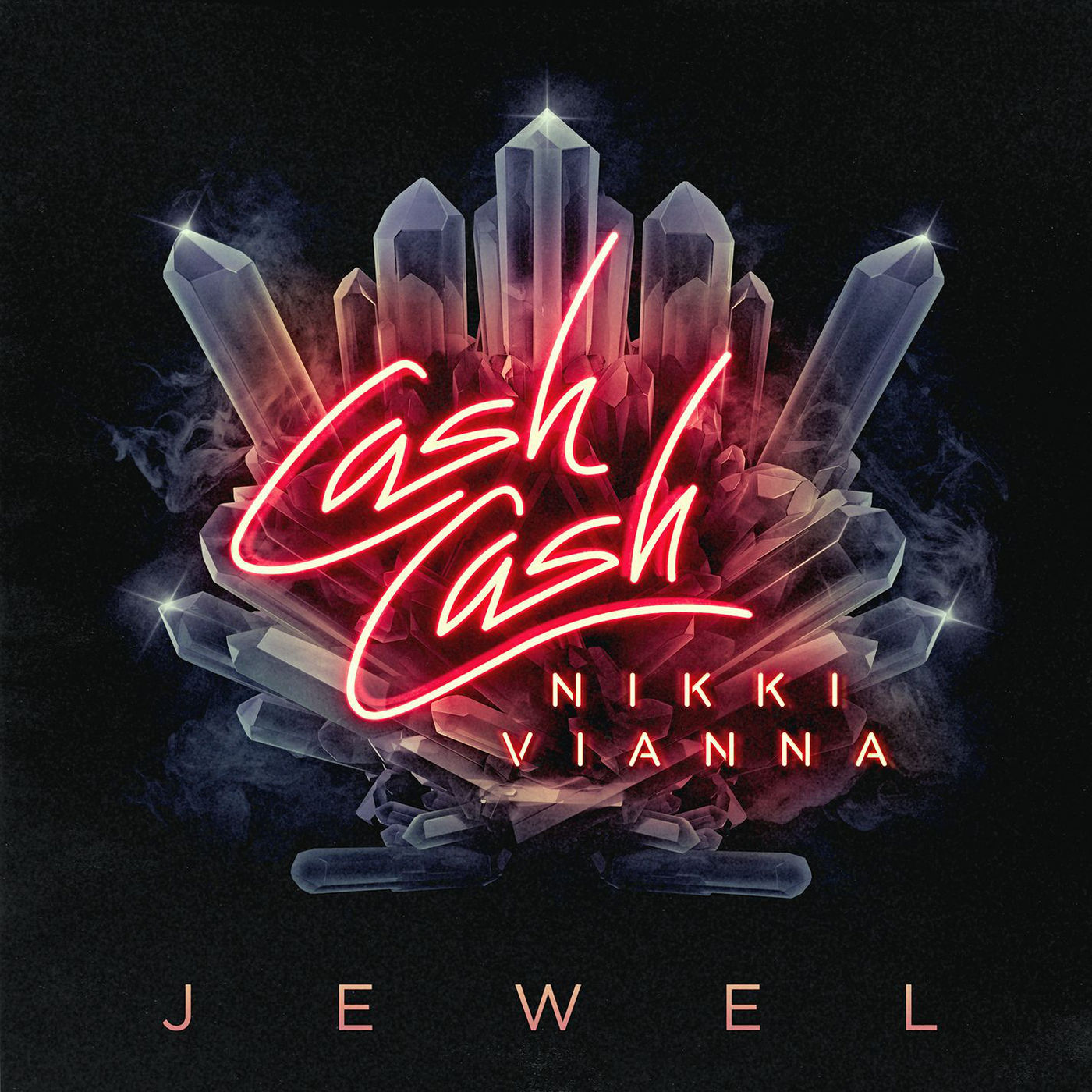 Cash Cash - Jewel (feat. Nikki Vianna) - Single Cover