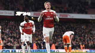 بث مباشر مباراة ارسنال وبلاكبول اليوم 5/1/2019 Arsenal vs Blackpool live علي قناة  beIN SPORTS HD 2
