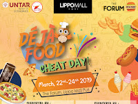 Déjà Food is coming to celebrate your weekend with the best FnB bazaar in town