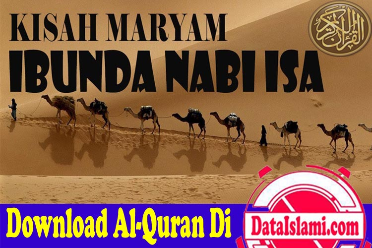 Download Surat Maryam Mp3 Full Suara Merdu - Data Islami