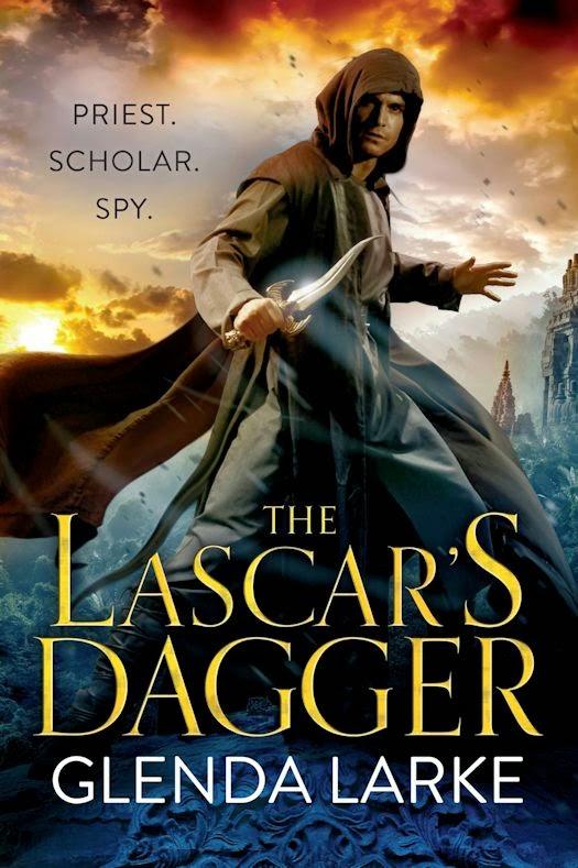 Review: The Lascar's Dagger by Glenda Larke
