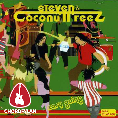 Lirik dan Chord Kunci Gitar Cinta Damai - Steven & Coconut Treez