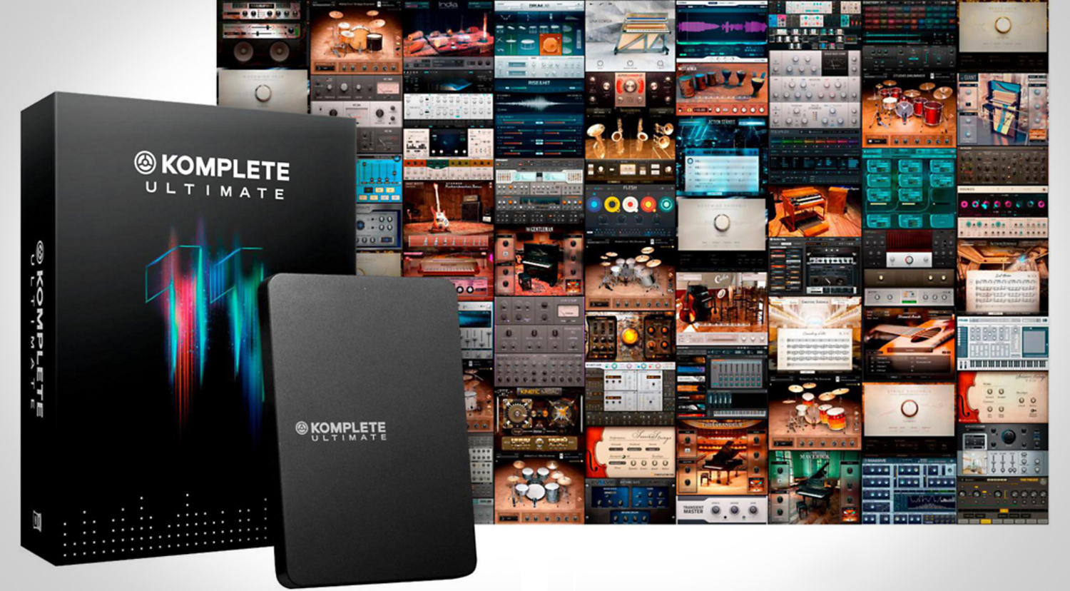 KOMPLETE Instruments And Effects