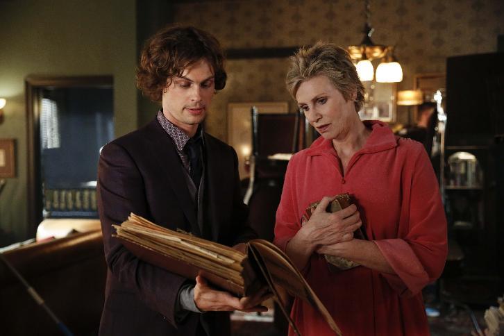 Criminal Minds - Episode 12.11 - Surface Tension - Promotional Photos & Press Release