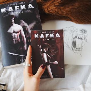 Kafka - L'éveil Xavier Amet Coin des licornes Blog littéraire Toulouse