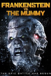 Frankenstein vs The Mummy (2015)