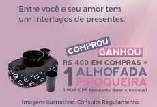 Promoção Shopping Interlagos Dia dos Namorados 2018 Pipoqueira