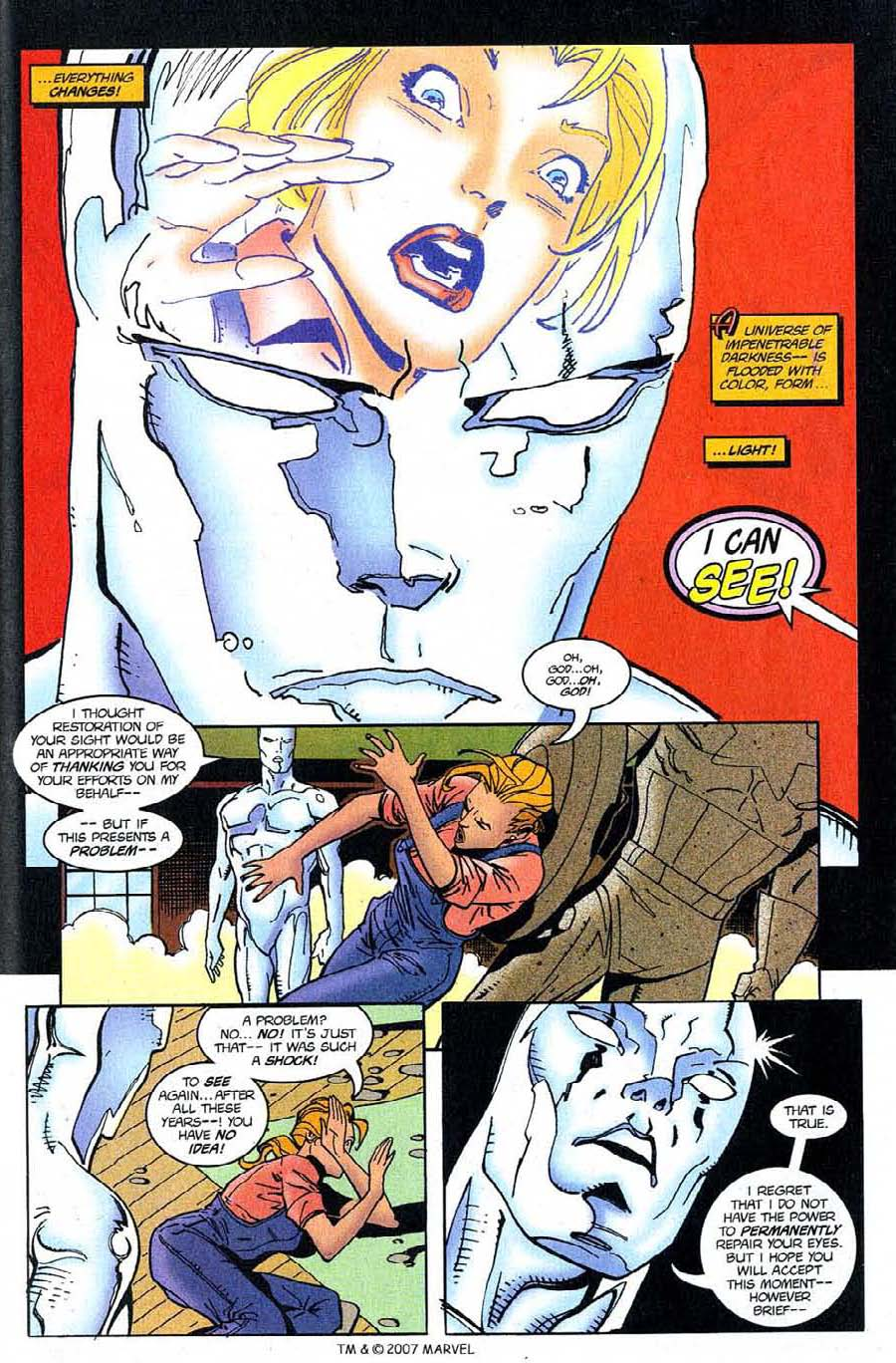 Read online Silver Surfer (1987) comic -  Issue #123 - 29