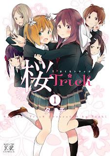 "Próximamente finalizará el manga ""Sakura Trick"" de Tachi"