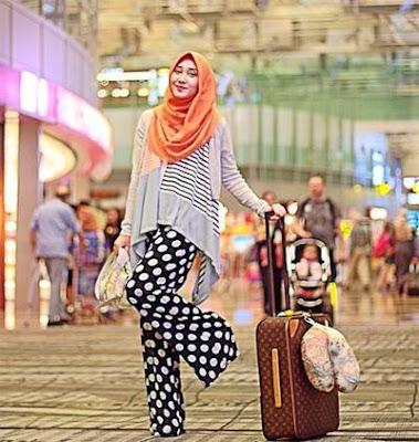 Tips Fashion Nyaman Ketika Mudik ke Kampung Halaman
