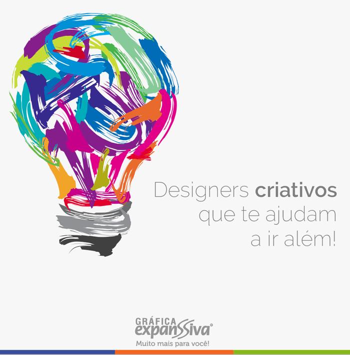 Gráfica expanSSiva Publicação Criativa