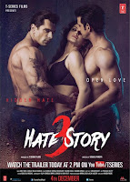 Hate Story 3 (2015) 720p Hindi DVDRip Full Movie Download