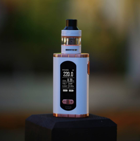 The Eleaf Invoke Kit Is Exquisite And Powerful
