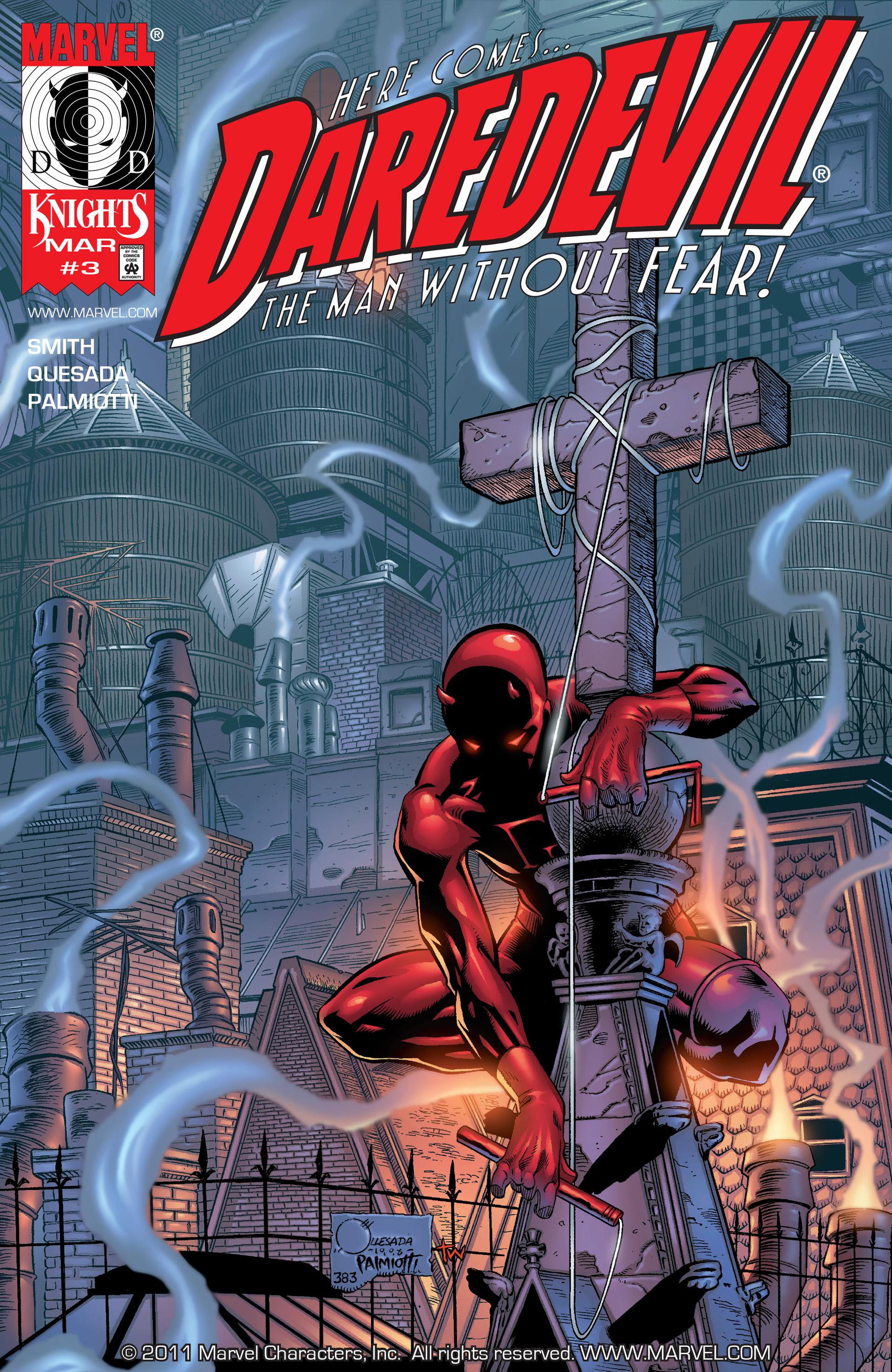 Daredevil (1998) 3 Page 1