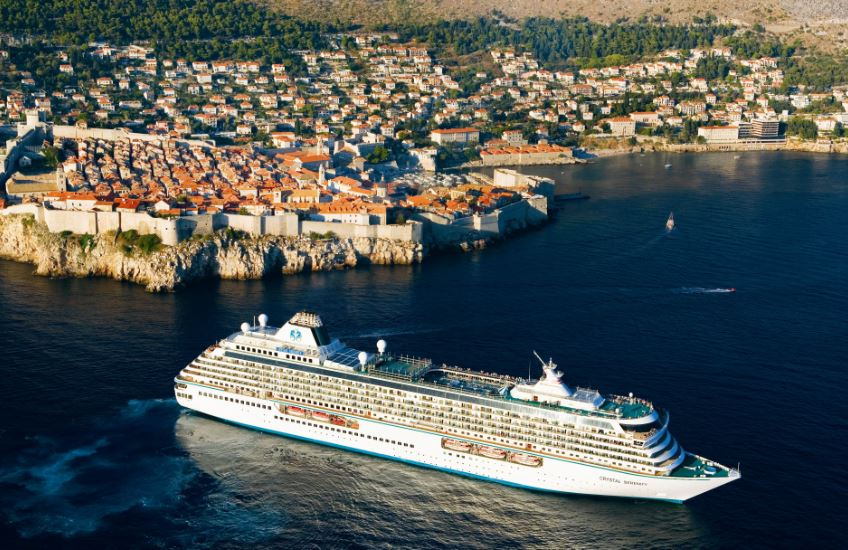Crystal Reveals 2019 World Cruise, New Ocean Ships Pushed Back