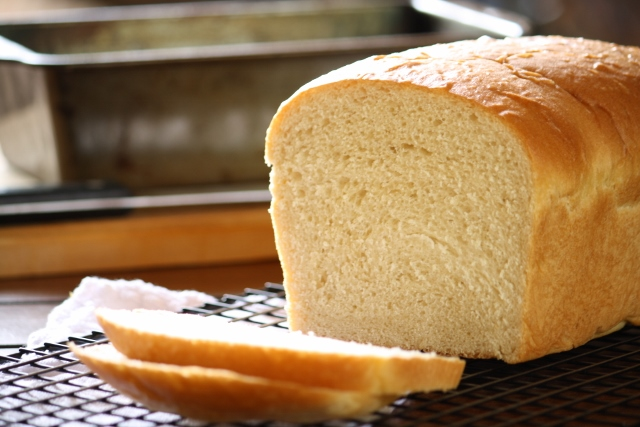 Pan de leche / Sweet bread