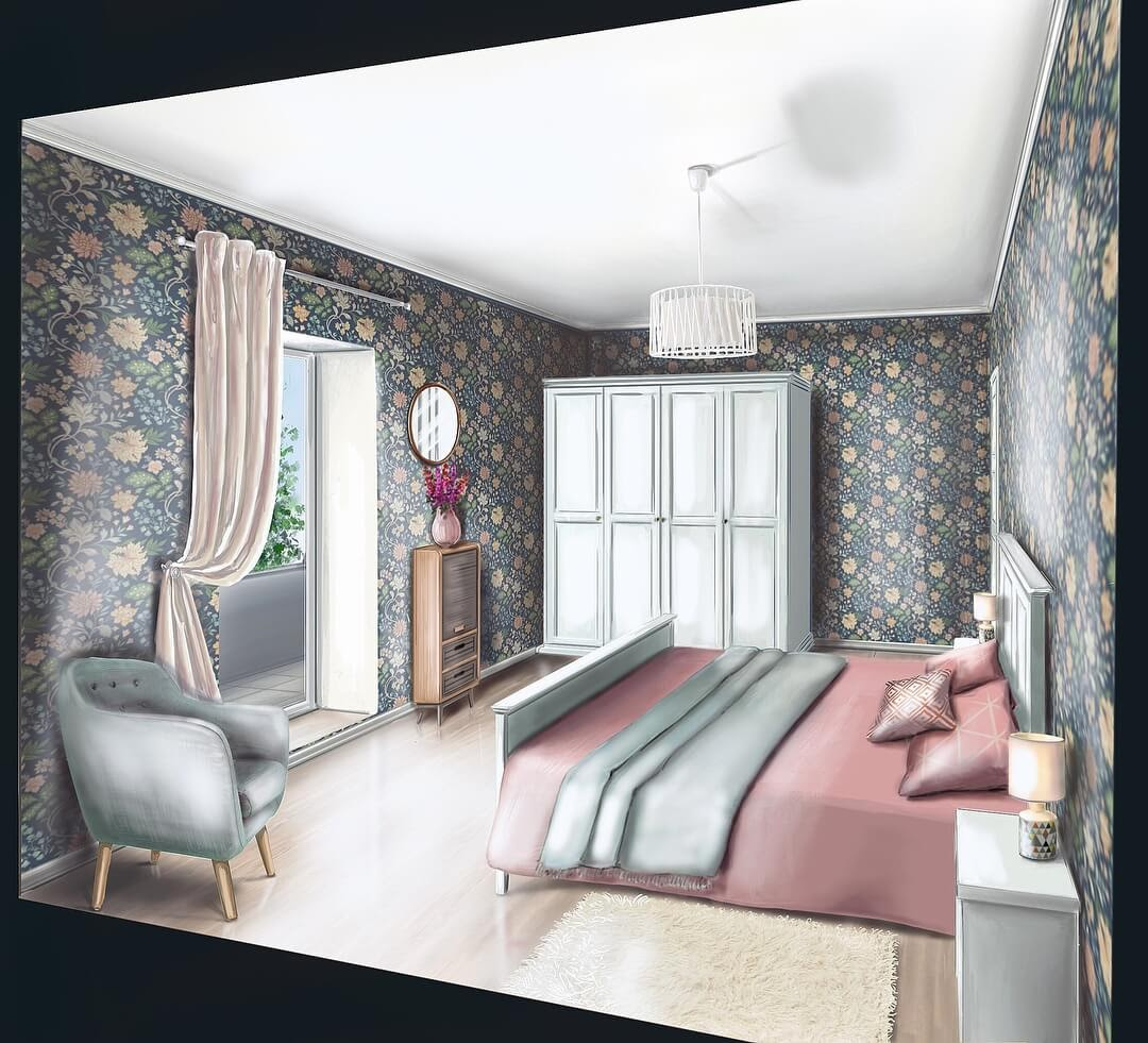02-Guest-Bedroom-Julia-Timireeva-Юлия-Тимиреева-Interior-Design-Drawings-that-Help-Visualise-www-designstack-co
