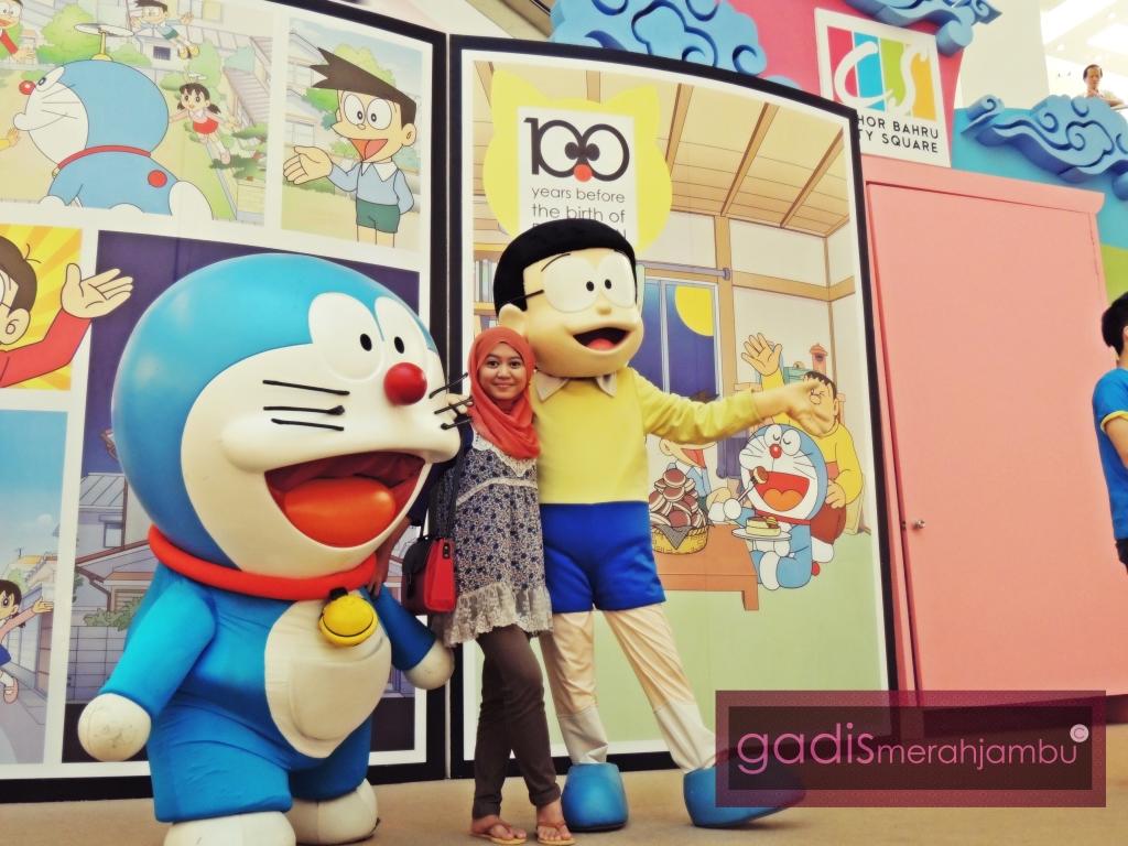nobita and doraemon first meet