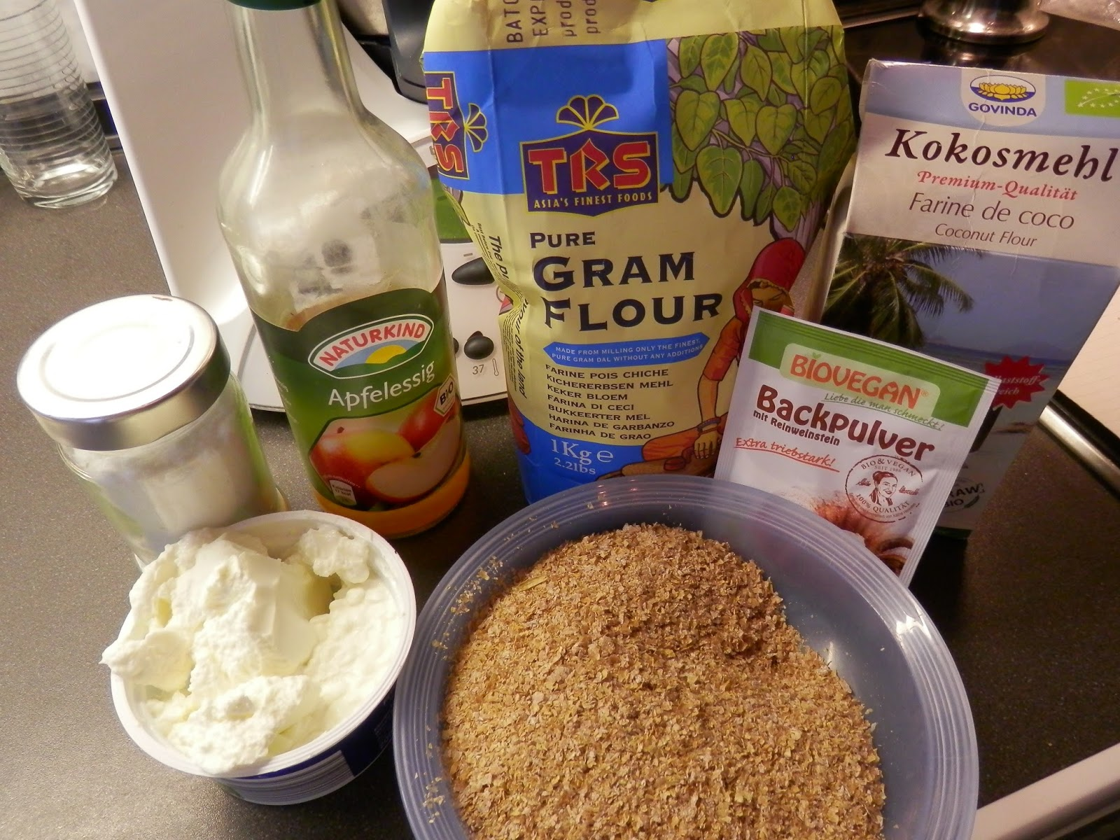 kichererbsenmehl rezepte low carb