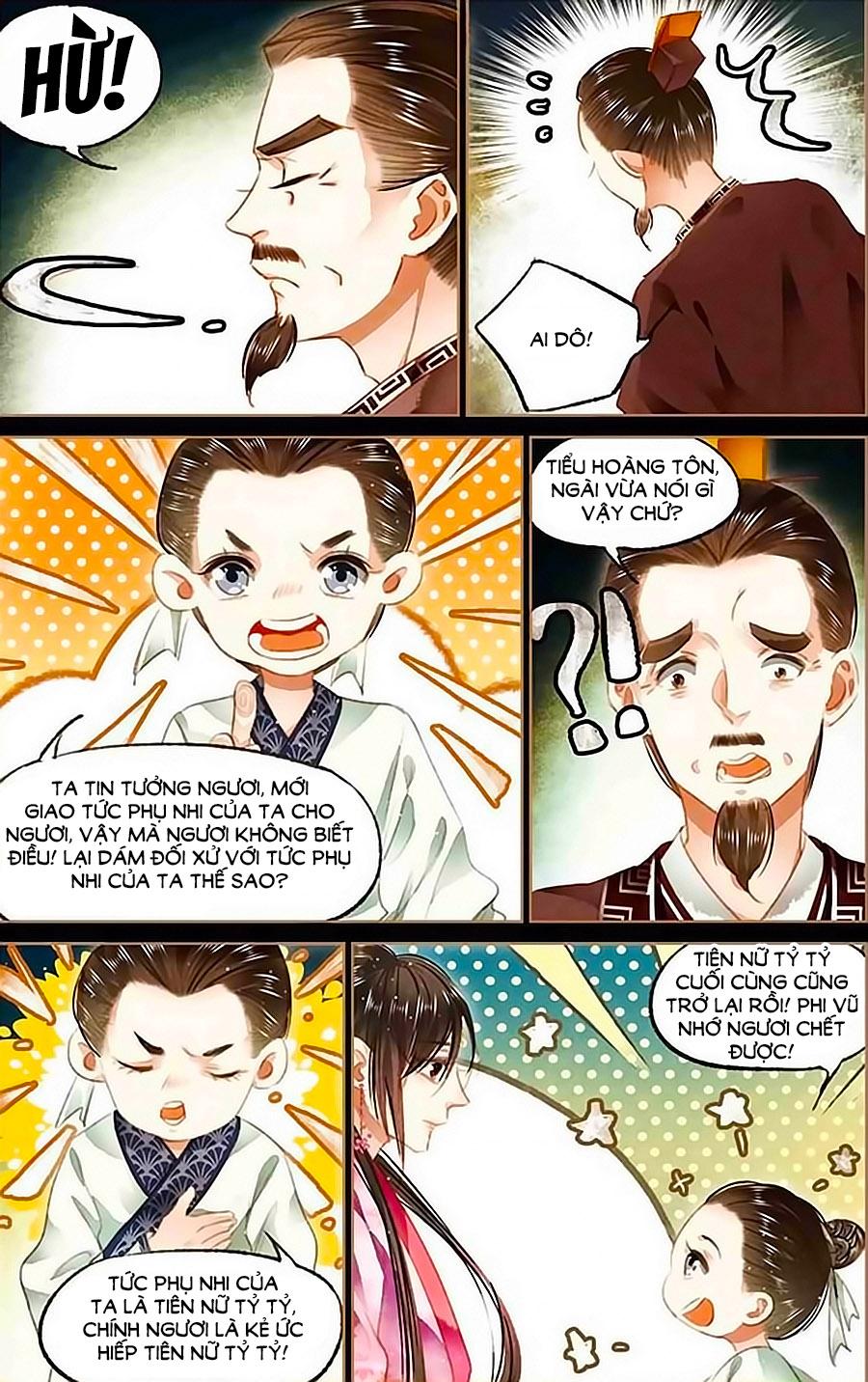 Thần Y Đích Nữ chap 89 - Trang 4