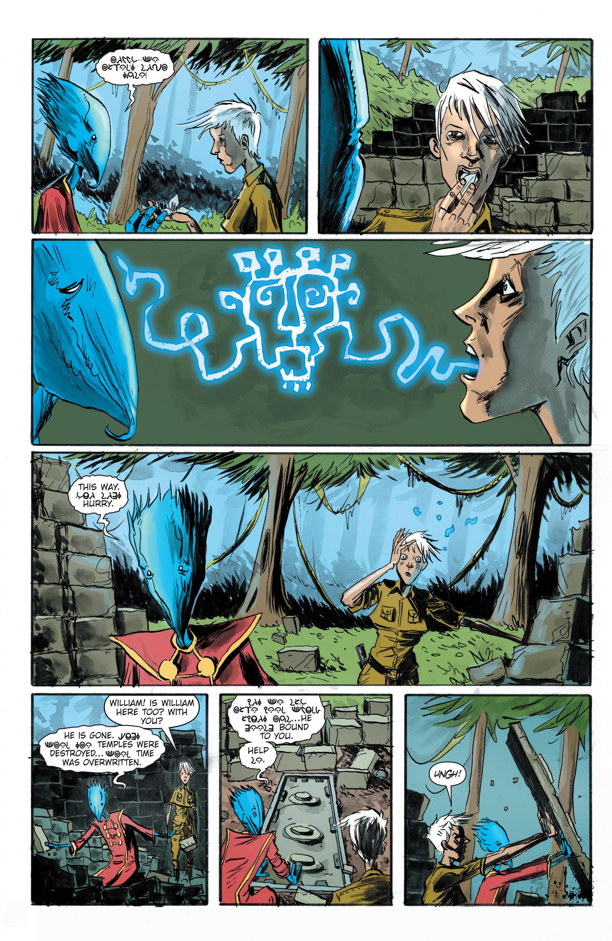 Read online Trillium comic -  Issue # TPB - 165