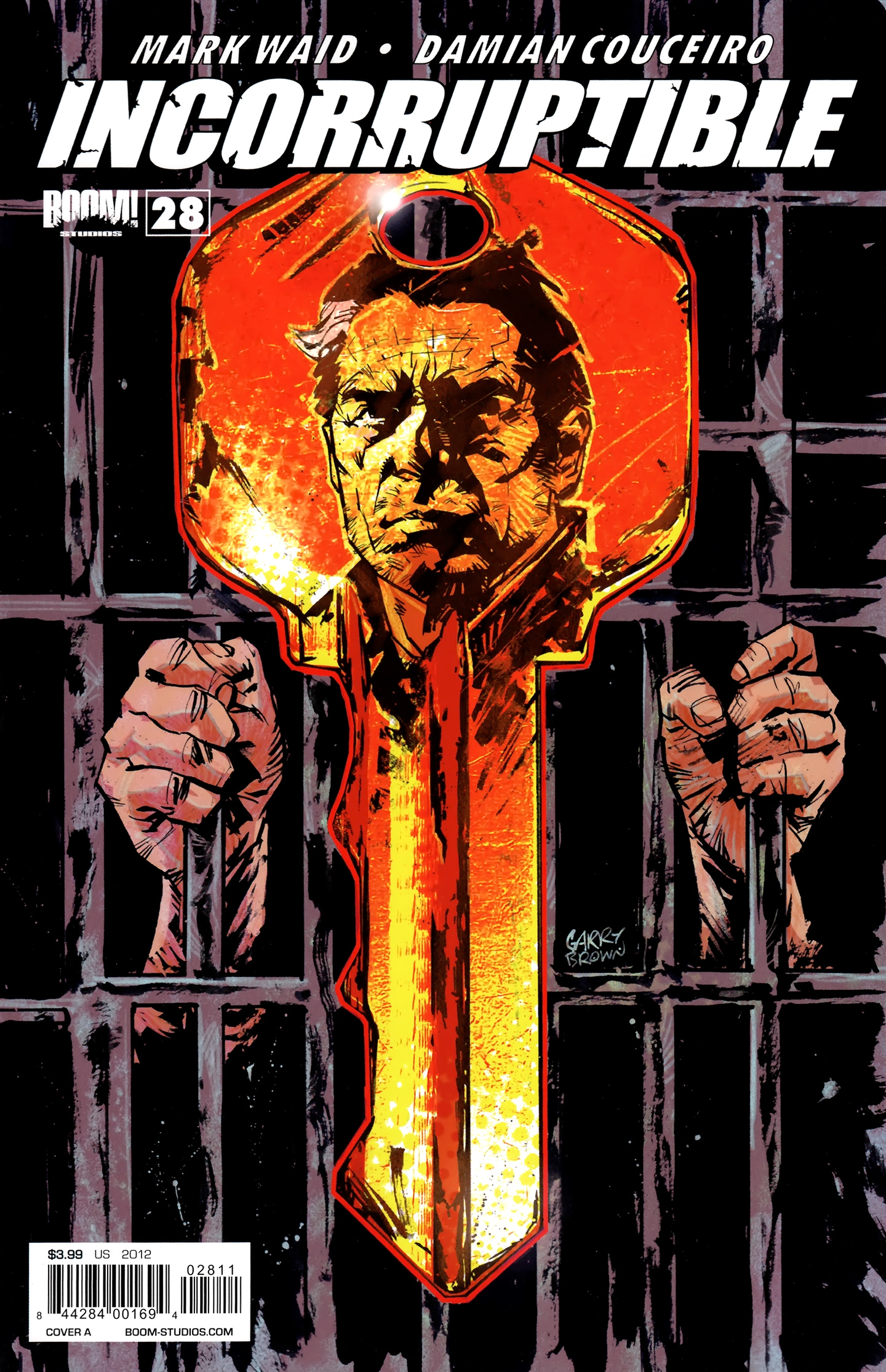 Read online Incorruptible comic -  Issue #28 - 1